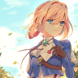 A warm tribute to the one anime that has made me cry every episode, Violet Evergarden.